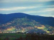 Panorama na Miejska Górkę