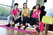 Trening tańca z nową kolekcją adidas dance